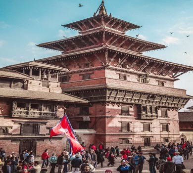 Religious Site of Nepal, Unique Architectural Design