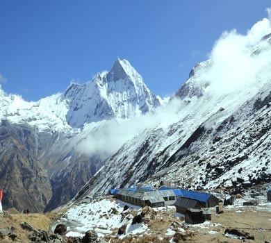 Short Trek to Annapurna Base Camp
