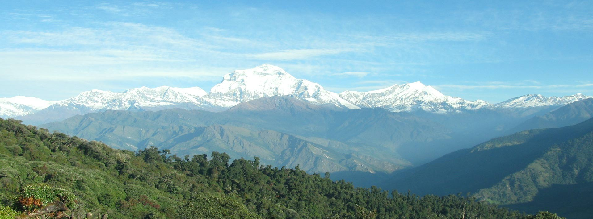 Short and Easy Trek to Ghorepani Poonhill