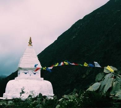 Mount Ganesh Himal